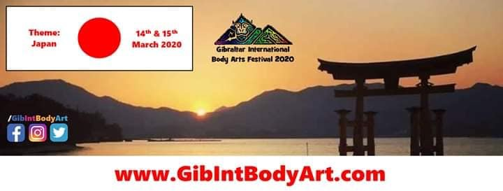 Gibraltar International Body Art 2019